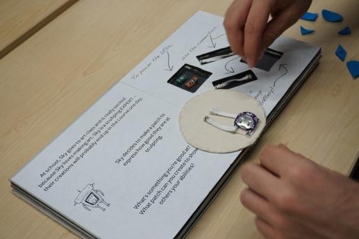 Patchwork Electronics - Prototype I